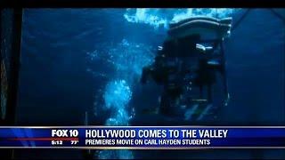 """Spare Parts,"" movie based on Carl Hayden HS team"
