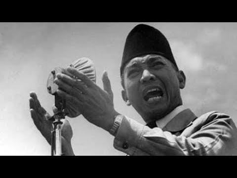 Gugur Bunga buat Soekarno (By Shanna Shannon)