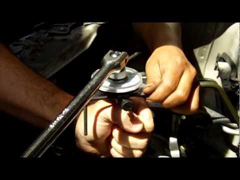 Torque Y Apriete Chevy Aveo 2009 Youtube