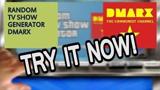 Discovery Channel random tv shows name generator (parody)