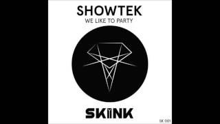 Showtek - We Like to Party (Radio Edit)