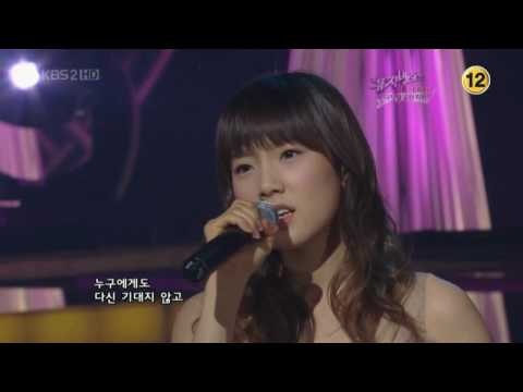 Taeyeon & Joo - Because Of A Man (March 14, 2008)