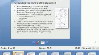 """ОАиП. Лекция 2 """"Парадигмы и языки программирования"""""""