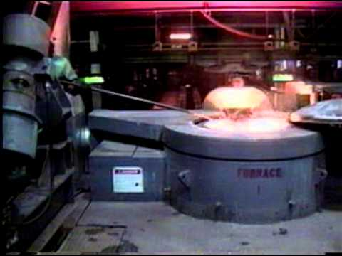 induction furnace safety operation