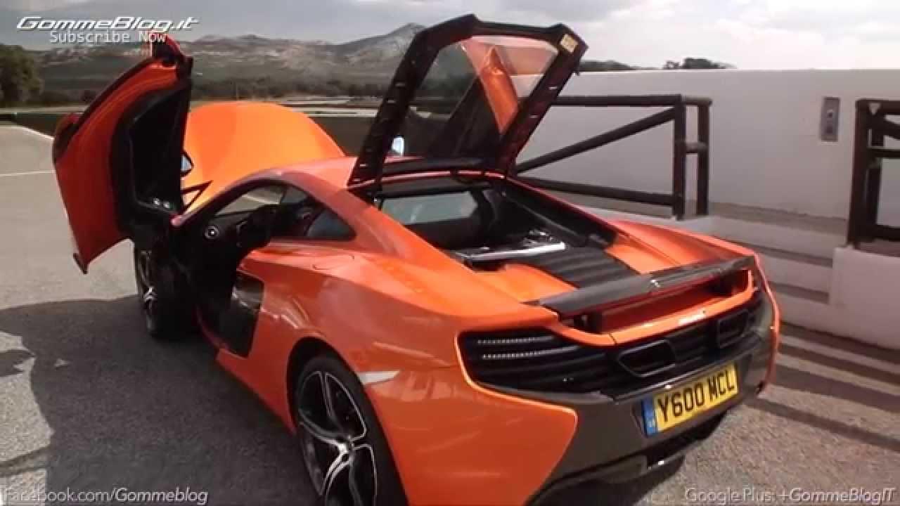McLaren 650S Coupe Exterior Interior Design   YouTube