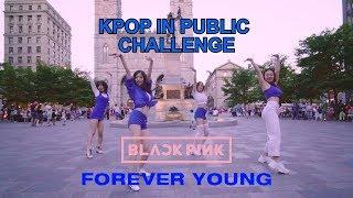 [EAST2WEST] Dancing Kpop in Public Challenge: BLACKPINK - FOREVER YOUNG