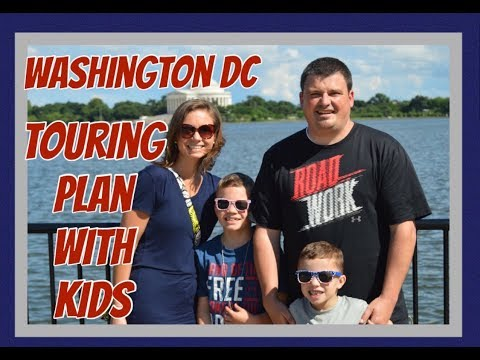 Washington DC Trip with Kids|Family Vacation Washington DC| White House Tour | Budget Travel