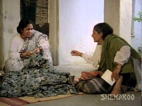 Best Of Comedy - Shaukat Azmi Sulbha Deshpande In This Ingenious Satire - Bazaar