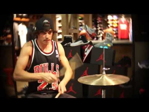 Mike Will Made It feat Miley Cyrus, Wiz Khalifa & Juicy J - #23 - Drum Cover by Franck Richard.