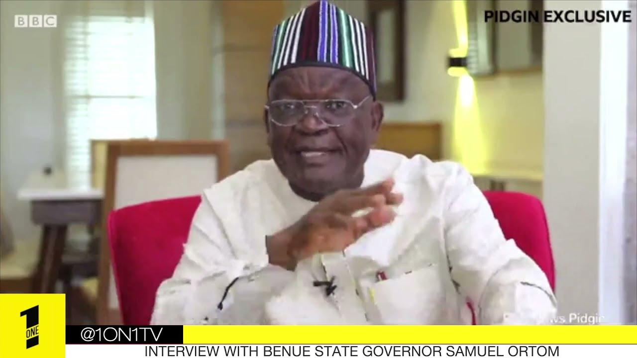 Download Buhari is responsible for killings in Nigeria - Governor Ortom (FULL INTERVIEW)