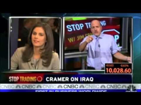 Jim Cramer of Mad Money Talks About Iraqi Dinar
