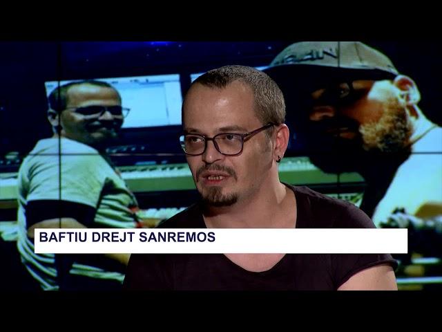 RTK3 KULTURÃ‹ - BAFTIU DREJT SANREMOS 07.12.2018