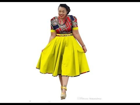 2018 Short African Dresses : Best Of Best 2018 African Dresses for Women