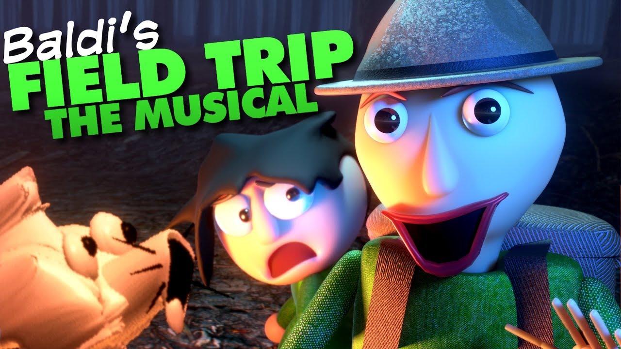Baldi S Field Trip The Musical Animated Random Encounters