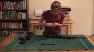 McKenzie -11yo Girl Sets New Record for Field Stripping AR15