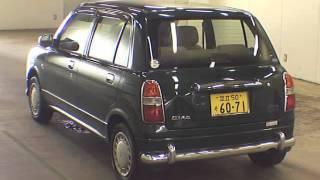 2002 DAIHATSU MIRA  L700S