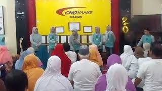 Gambar cover OLE OLE TRAINING PARA GURU DI JAKARTA UNTUK CENTER CHOYANG MADIUN