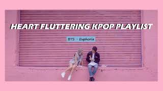 Heart Fluttering / Sweet Kpop Playlist thumbnail