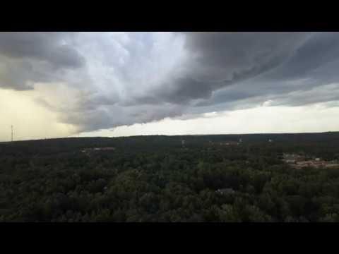 Maumelle, AR Aerial Footage 4K