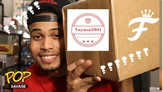 $100 ToyUsa Funko Pop Damaged Mystery Box Unboxing