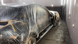 Покраска Mazda RX8 в Краснодаре STUTTGART качественно и в срок