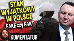 Stan Wyjątkowy w Polsce - Kiedy Czy i Dlaczego Zostanie Wprowadzony - Analiza Komentator Film PL