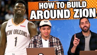 How Should the Pelicans Build Around Zion Williamson? | Summer Fits | The Ringer