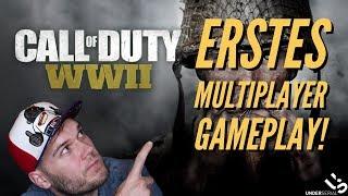 Call of Duty: WW2 Multiplayer Gameplay (deutsch/german) live