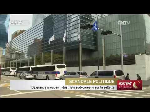 De grands groupes industriels sud-coréens sur la sellette