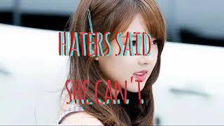 Gfriend Yerin can't sing?
