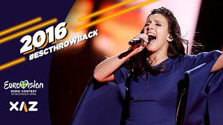 Cover images ESCTHROWBACK - Eurovision 2016: Top 42