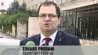 UEFA zbarkon ne Tirane - Vizion Plus - News - Lajme