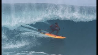 Video Big-Wave SUP Surfing in Hawaii with Lucas Medeiros download MP3, 3GP, MP4, WEBM, AVI, FLV Juli 2018