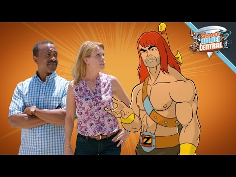 LIVE @ SD Comic-Con 2016 - Son Of Zorn Cast Cheryl Hines, Tim Meadows, EP Eric Appel