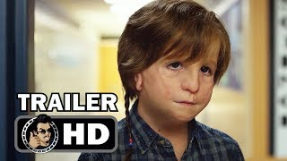 WONDER Trailer #1 (2017) Julia Roberts, Jacob Tremblay, Owen Wilson