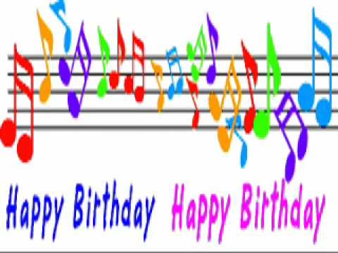Stevie Wonder Happy Birthday Song
