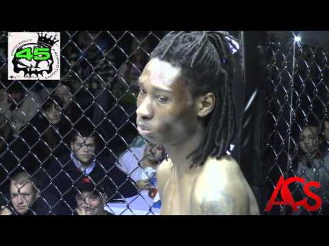 "Knockout Promotions 45 Mike ""The Matrix"" Taylor vs. Dre Lewis"