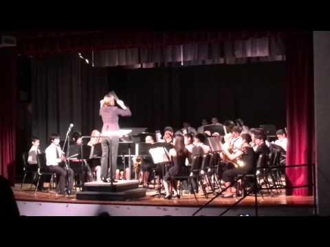 Brea Junior High School Intermediate Band Spring Concert 2016 Part 2