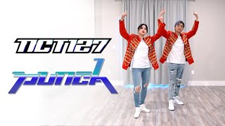 NCT 127 - 'Punch' Dance Cover | Ellen and Brian