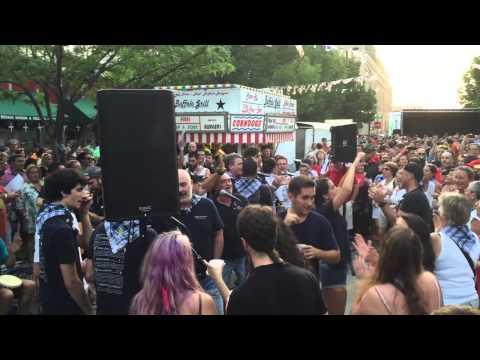Jaialdi 2015, Boise Idaho (street festival at the Boise Basque Block)