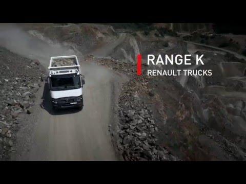 Renault Trucks K unique selling points