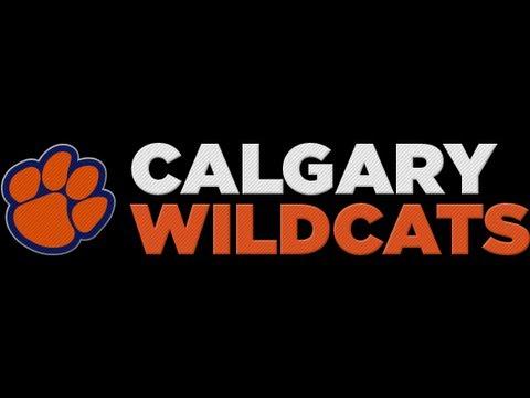 Calgary WILDCATS HIGHLIGHT VIDEO 2013
