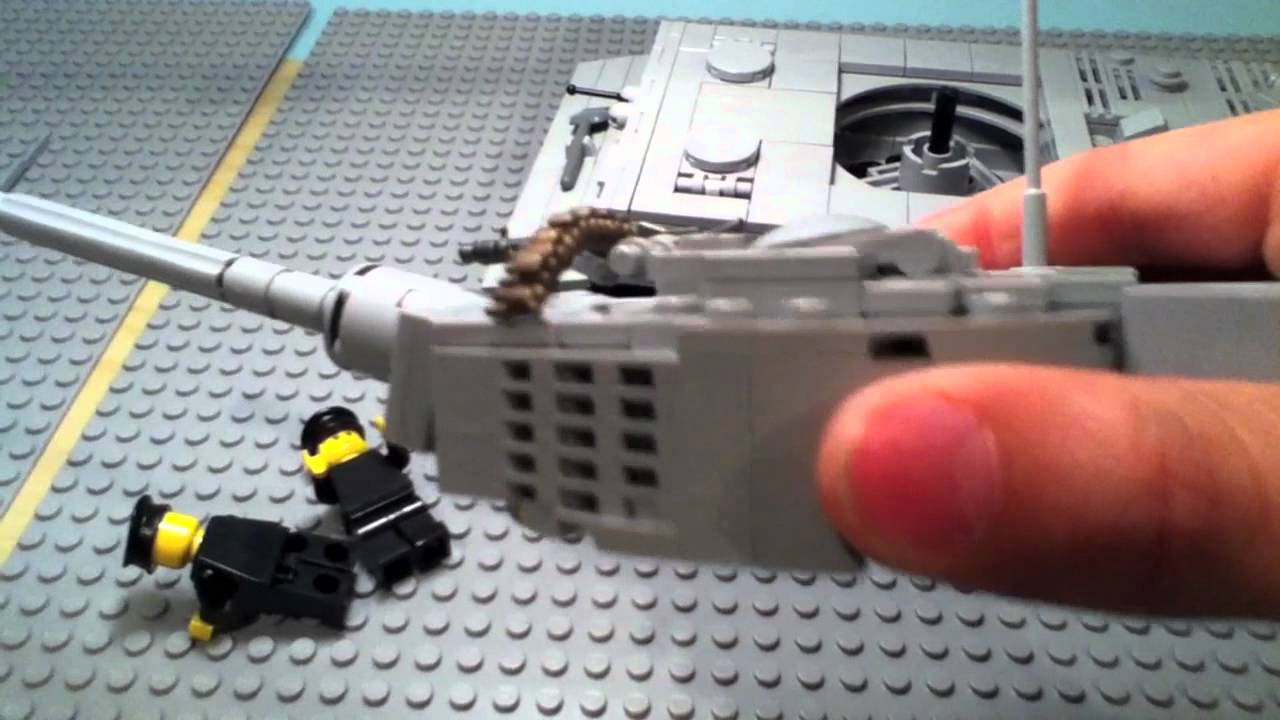 Brickmania Tiger I ausf E review