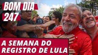Baixar Bom dia 247 (13/8/18) – Semana decisiva, com o registro da candidatura Lula