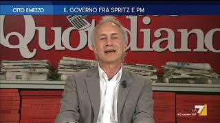 """Marco Travaglio: """"se Mettessero Una Cimice In Tutte Le Procure Sai Quanti Magistrati Direbbero ..."""