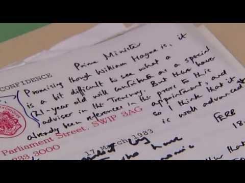 National archives reveal Royal secrets