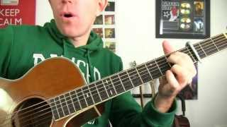 Katy Perry ★ Roar ★ Guitar Lesson  - Easy Beginners How To Play Chords Tutorial