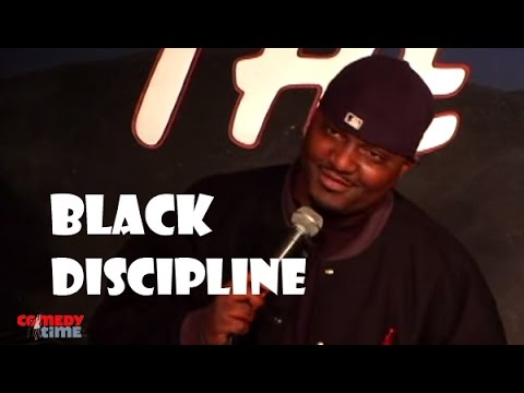Aries Spears - Black Discipline (Stand Up Comedy)