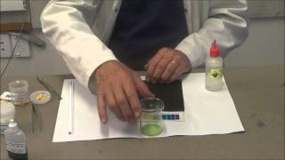 baking soda and hcl