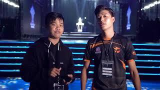 Phỏng vấn sau trận đấu Team Flash 3-0 JTeam - AIC 2018